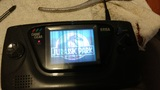 Game Gear - Sort of working